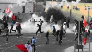 Bahrain Civilian Protests200+ Murdered so far by US Puppet State. Still waiting for US Arms and Communications and $$ to over-throw their government.